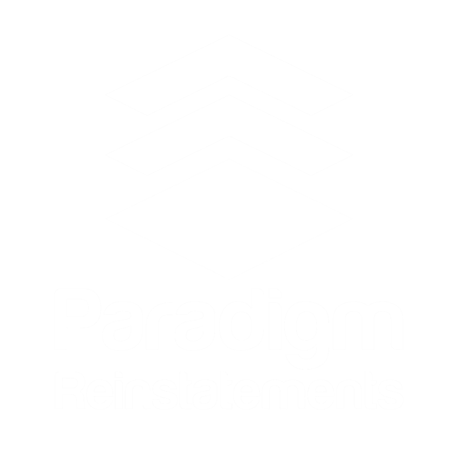 Paradigm Reinstatements