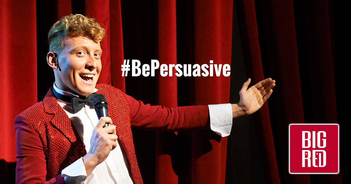 digital marketing be persuasive