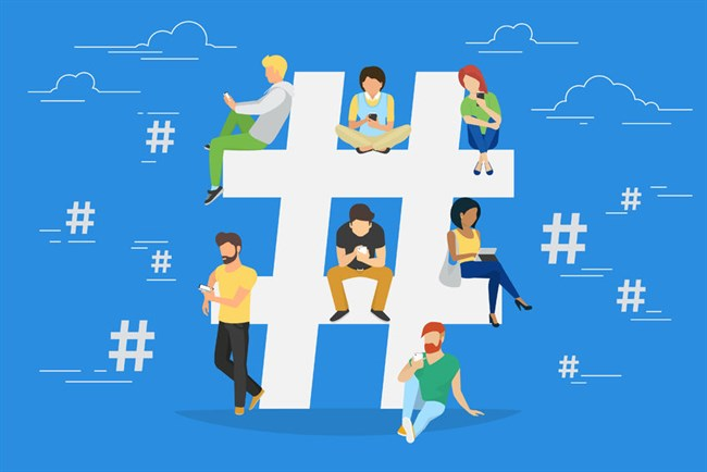 The Power of the Hashtag - #TuesdayThoughts