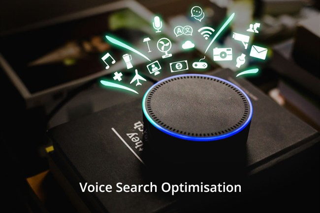 Optimising Your Website for Voice Searches
