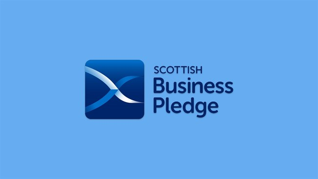 Glasgow's Big Red Digital Signs Scottish Business Pledge