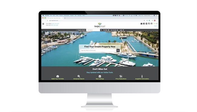 Big Red Launches MLS Real Estate Website for Baja Smart, Mexico